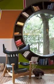 Στρογγυλή βιβλιοθήκη