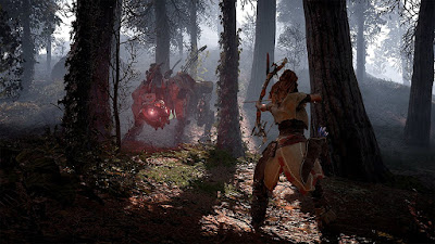 Horizon Zero Dawn Game Screenshot 3