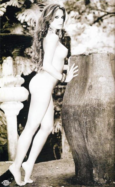 Mariana Seoane desnuda H Extremo Octubre 2007 [FOTOS]-7