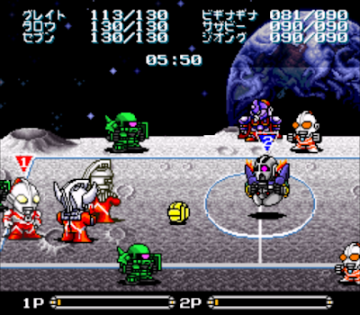 【SFC】SD戰鬥躲避球1+2系列合集,經典鋼彈機器人打躲避球遊戲!
