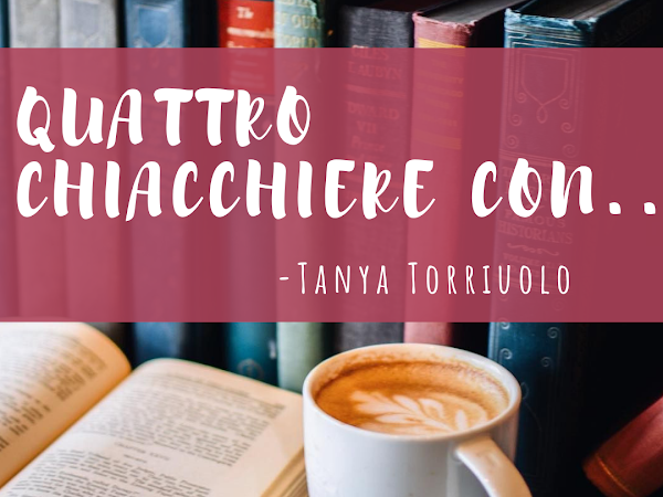 Intervista A Tanya Torriuolo