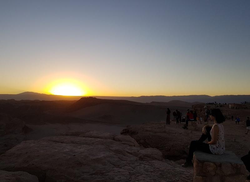 Mirador Kari - Valle de La Luna e de La Muerte
