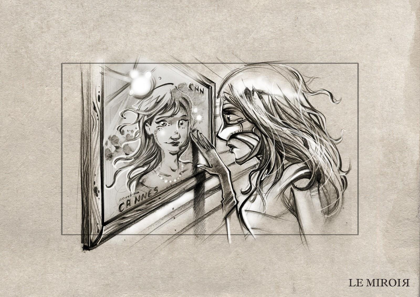 book storyboarder eric gandois  sketch    concept art