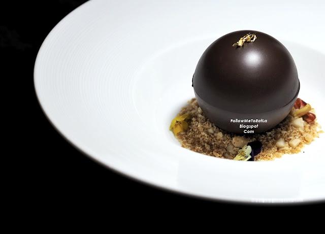 ALTITUDE - Passionfruit & Coconut Mousse Globe