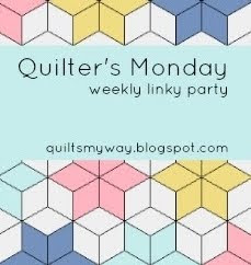 """Quilter's Monday"" Linky Party u Gosi"
