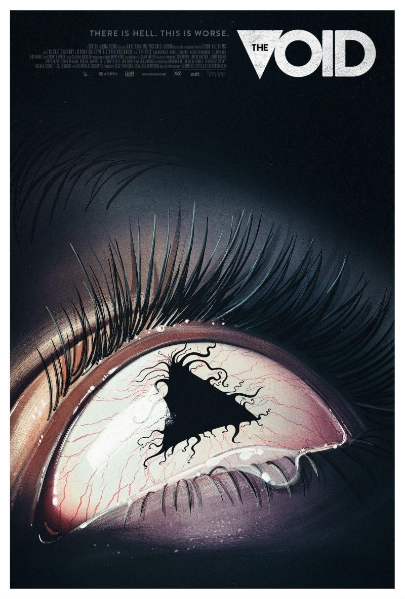 Пустота, The Void, ужасы, хоррор, фантастика, Horror, SciFi, Лавкрафт, Lovecraft, Карпентер, Carpenter, постер, poster