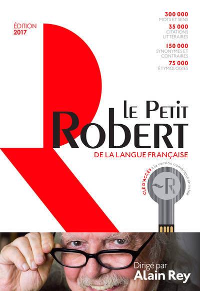The Digital Teacher Et Le Francais Petit Larousse Petit Robert 2017