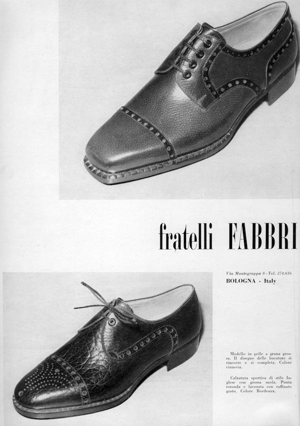 1961 | FRATELLI FABBRI | BOLOGNA | TheHistorialist