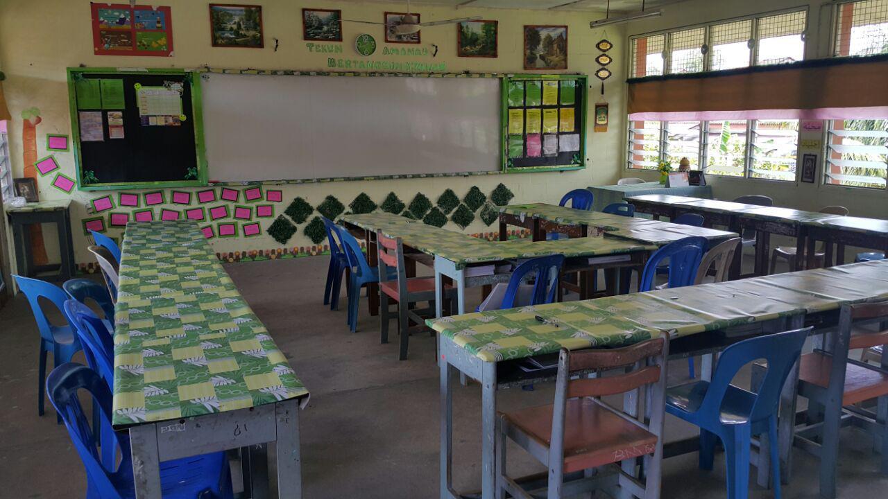 Sewaktu Pihak Kami Mendapatkan Gambar Ini Transformasi Bilik Guru Kelas Serta Khas Masih Lagi Berjalan Dan Finalnya Nanti Akan Menjadi Lebih
