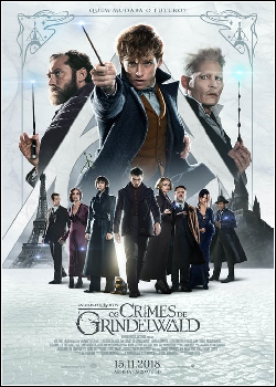 Animais Fantásticos: Os Crimes de Grindelwald Dublado