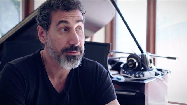 """Serj Tankian lanza álbum de banda sonora de """"Spitak"""""""