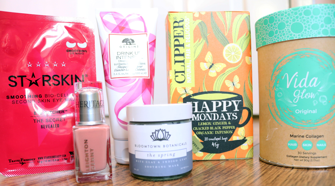 October Beauty & Lifestyle Favourites