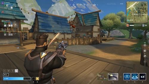 تحميل لعبة Realm royale للكمبيوتر