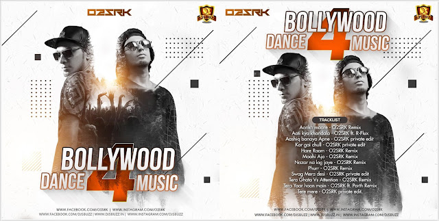 BOLLYWOOD DANCE MUSIC VOL.4 – O2SRK