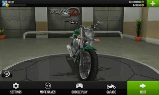 Traffic Rider v1.1.2 Mod Apk-screenshot-1
