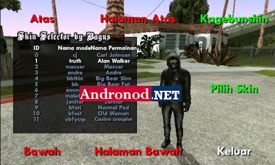 GTA San Andreas Lite Mod Alan Walker Cleo No Root (Support All GPU)