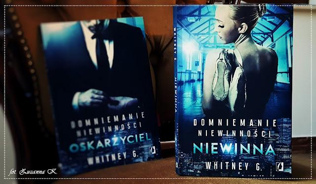 """""""Niewinna"""" Whitney G. [DOMNIEMANIE NIEWINNOŚCI #2]"""