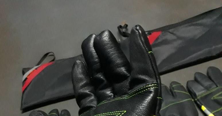 Sarung Tangan Pemadam Kulit Lokal Toko Alat Safety Terdekat