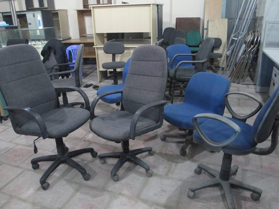 Thanh lý nội thất văn phòng, mua bán nội thất cũ hà nội: Thu mua bàn ghế văn phòng cũ tại cầu giấy