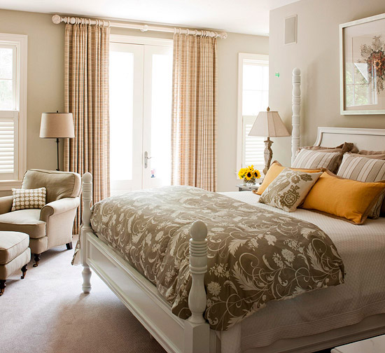 Bedroom Color Combinations
