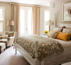 bedroom schemes scheme monochromatic cream room taupe yellow bedding colors gray beige neutral choosing bhg wall tips furniture pillows perfect