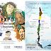 Daniel Rojas Pachas y su trabajo escritural parte de la muestra: Exposición itinerante de escritores chilenos