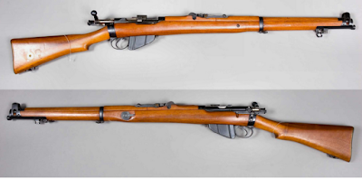 Lee Enfield Rifle .303 Mark-1