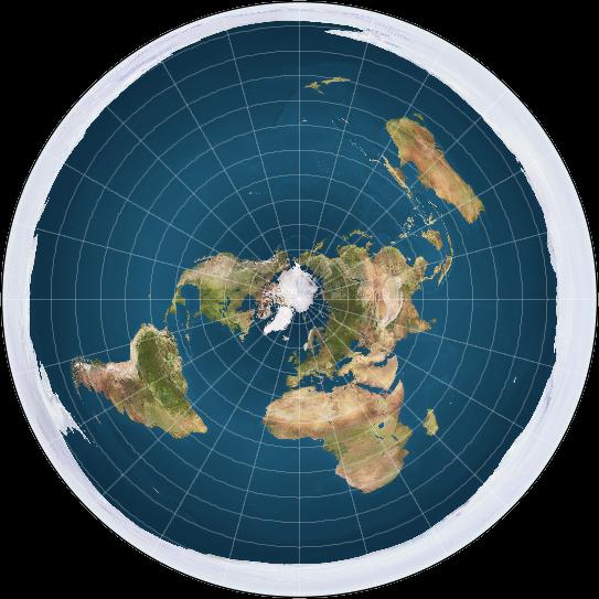2ee3d8e3a83 ... la gravedad en una Tierra plana y en la próxima entrega hablaré sobre  lo innecesariamente molesta que sería la vida en un planeta con esta forma.