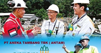 Lowongan Kerja PT ANTAM (Persero) Tbk, Lowongan Kerja: Program Fresh Graduate Antam