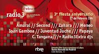 Aniversario Radio 3 Extra Madrid