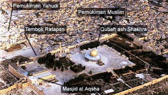 Akhirnya, PBB Mengakui Masjid Al-Aqsa Milik Umat Islam. Yahudi Dilarang Memasukinya
