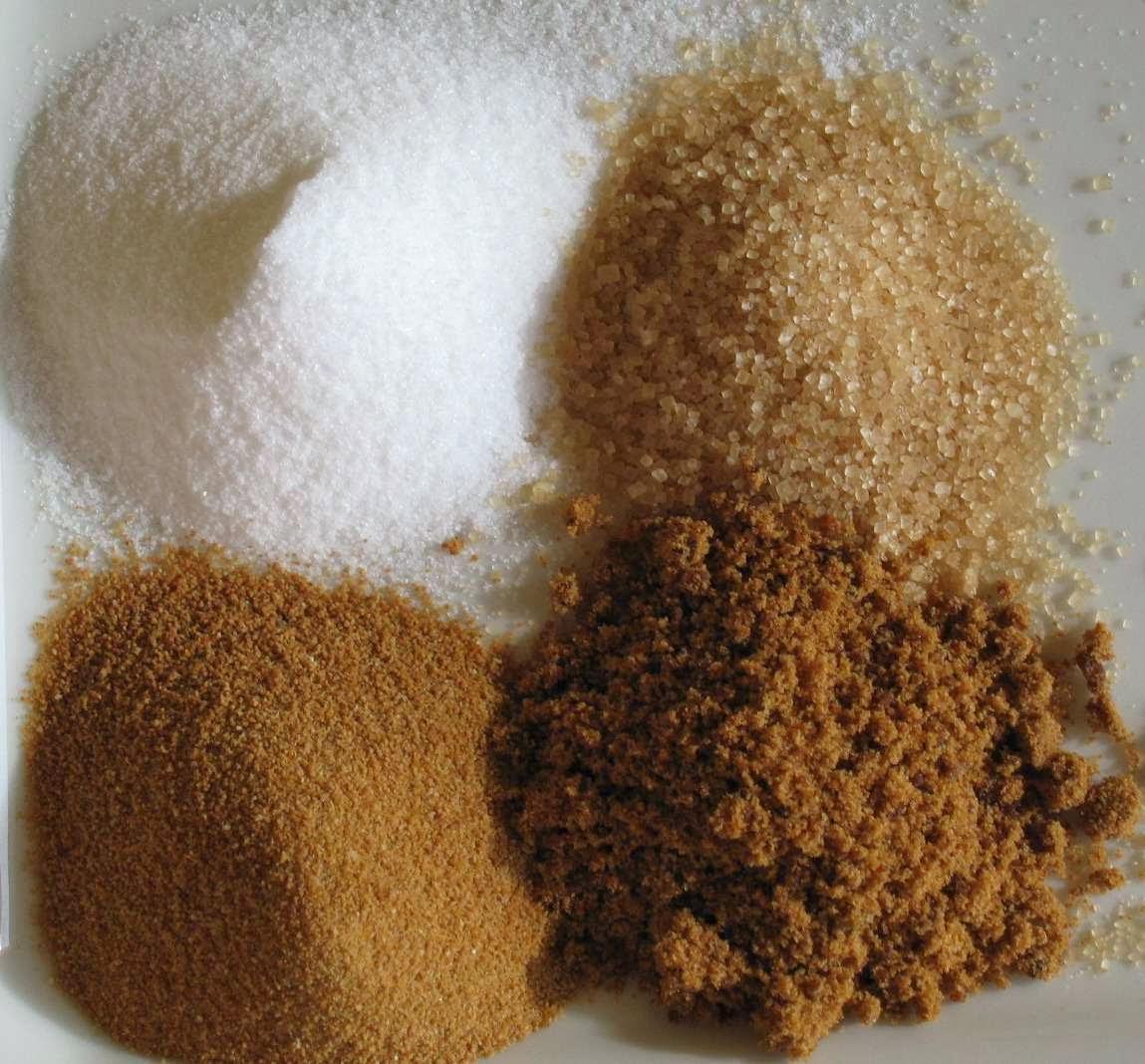 Açúcar, História da Produção de Açúcar