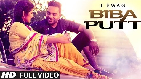 New Punjabi Songs 2016 Biba Putt J Swag and T-Urban Latest Music Video