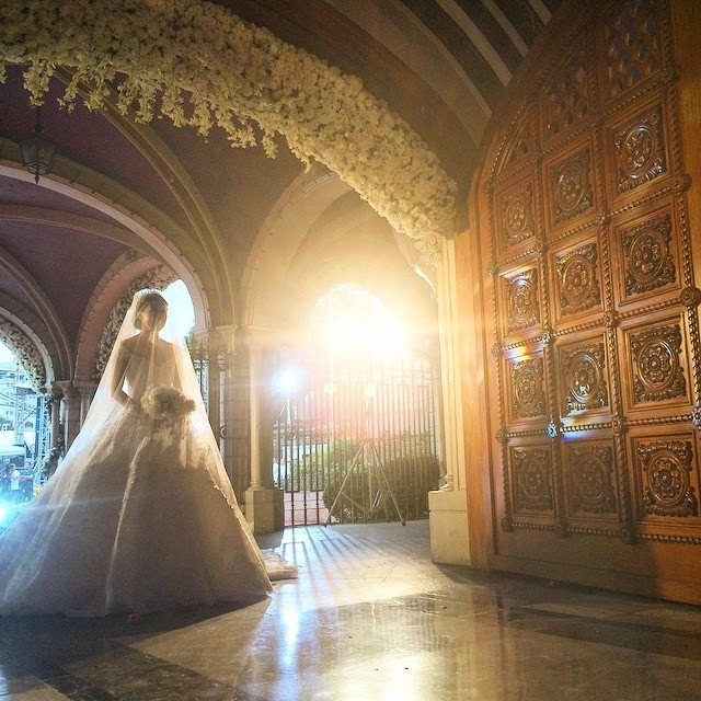 girls dream wedding marian rivera wedding