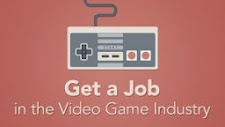 Get a job in the video game industry