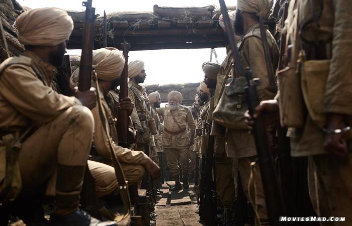 Sajjan Singh Rangroot Movie First Look