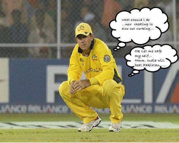 Hussey Comment On Indian Cricket Team Funny: DelhiBornDelhiBred: Cricket World Cup 2011 Jokes