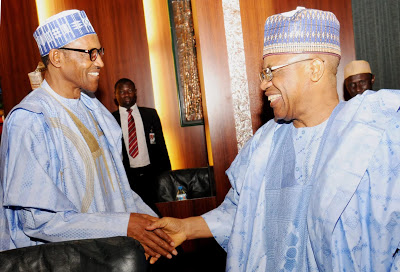 Buhari and IBB