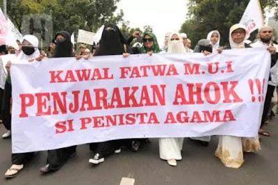 Umat Islam Sesalkan Tuntutan Ringan JPU terhadap Penista Agama