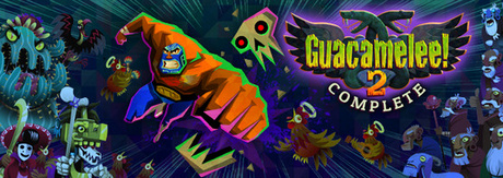 Guacamelee 2 Complete Edition-TiNYiSO