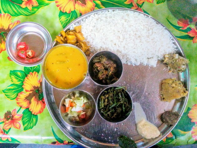Traditional Assamese cuisine - deliciousness overload