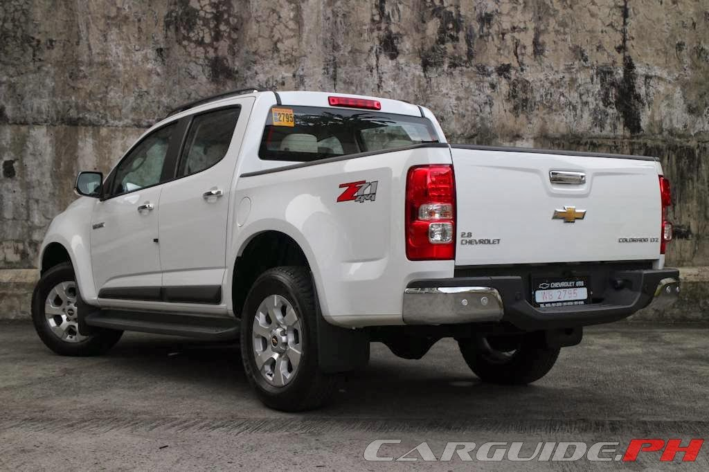 2014 Chevrolet Colorado 2.8 LTZ Vs 2014 Ford Ranger 3.2 Wildtrak    Philippine Car News, Car Reviews, Automotive Features, And New Car Prices    CarGuide.PH