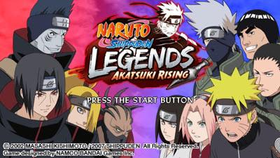 Download Naruto Legends Akatsuki Rising