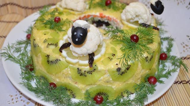 http://prazdnichnymir.ru/, Салаты в ассортименте! Коллекция рецептов салаты, рецепты, еда, кулинария, коллекция рецептов, коллекция салатов, салаты праздничные, рецепты кулинарные, еда, про еду, салаты простые, салаты слоеные, салаты мясные, салаты овощные, салаты рыбные, салаты красивые, посмотреть, купить,фото салотов,