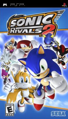 ROMs - Sonic Rivals 2 (Português) - PSP Download