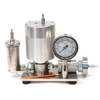 contoh alat Pressure Homogenisers