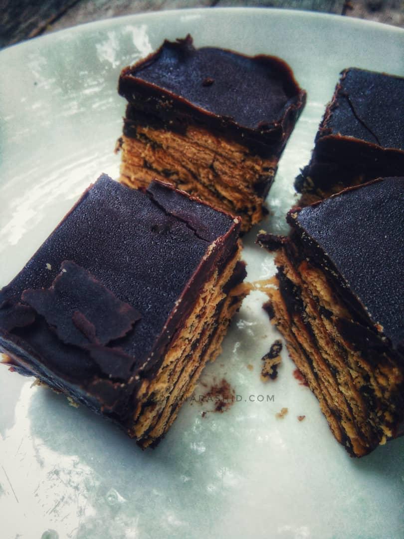 Resepi Kek Batik Menggunakan Milo Surasmi G