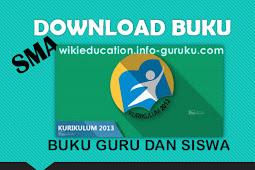 Gratis Buku Guru Siswa KK 2013 Revisi 2017 SMA Kelas X