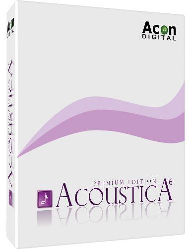Download Acoustica Premium Edition 6.0 + Serial