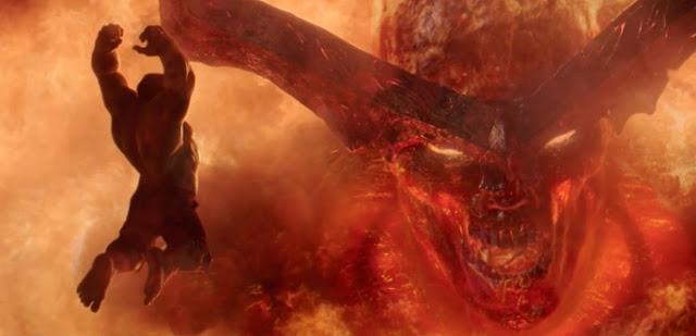 Mengenal Surtur, Sang Monster Api di Film Thor: Ragnarok